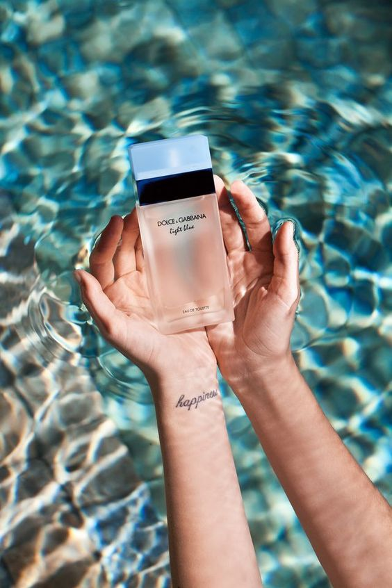Nước hoa Dolce Gabbana Light blue Escape to Panarea