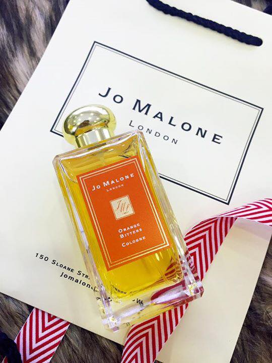 Nước Hoa Jo Malone London Orange Bitters Limited Edition Cologne 100ml