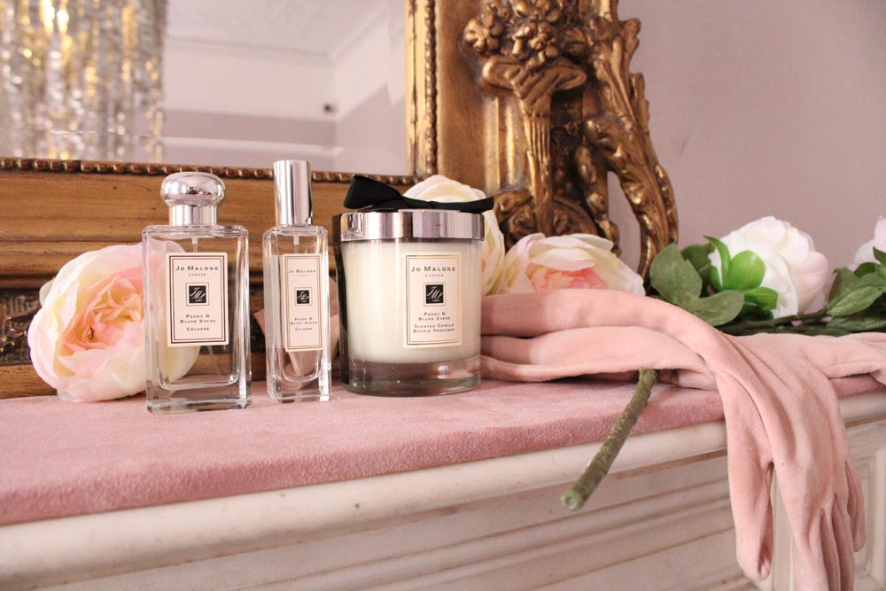NƯỚC HOA JO MALONE PEONY AND BLUSH SUEDE 2013