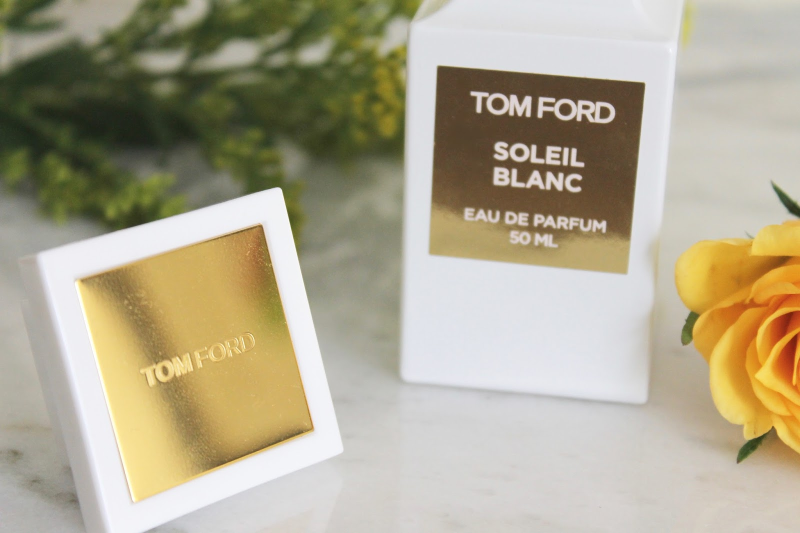 NƯỚC HOA TOM FORD SOLEIL BLANC  FOR MEN & WOMEN - BEST SELLER 2016
