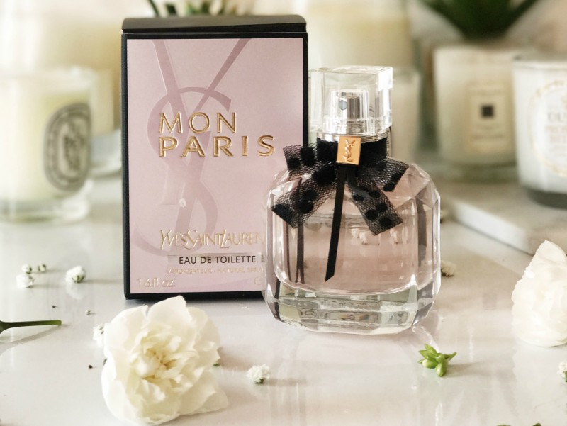 Nước Hoa Yves  Saint Laurent Mon Paris EDP Perfume For Women 90ML