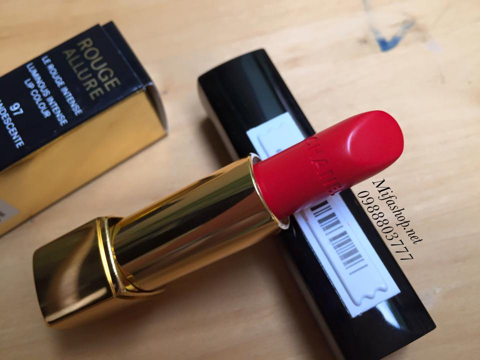 son chanel rouge allure 97