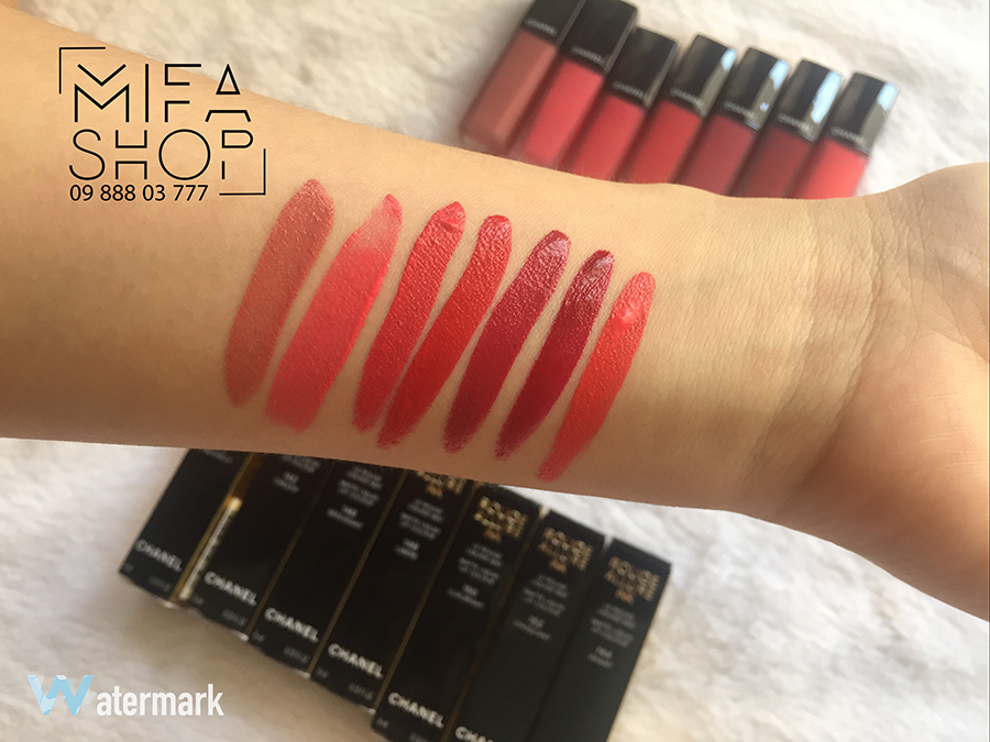 SON KEM LÌ CHANEL ROUGE ALLURE INK PHAP MIFASHOP