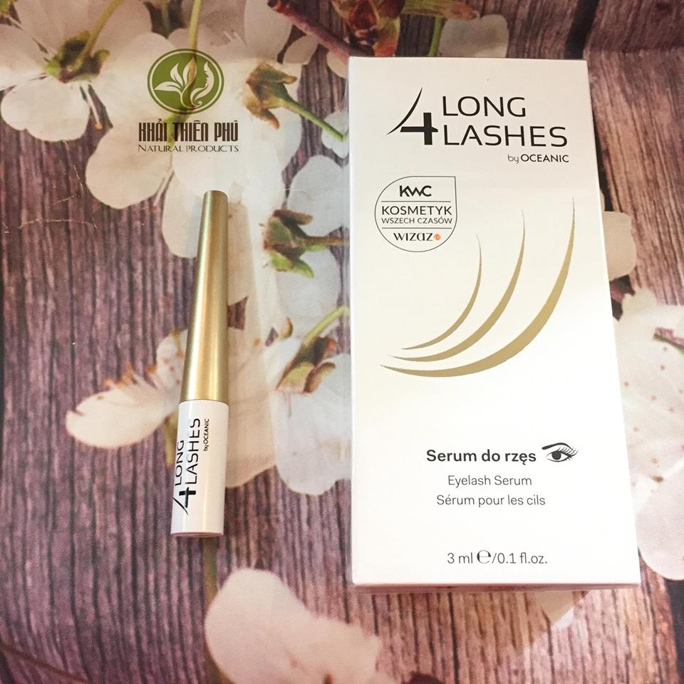Serum làm dài mi Long4Lashes Eyelash Enhancing