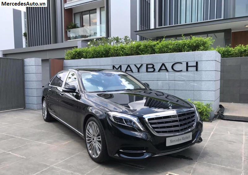 Mercedes S400 Maybach