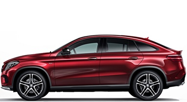 Mercedes GLE-Coupe