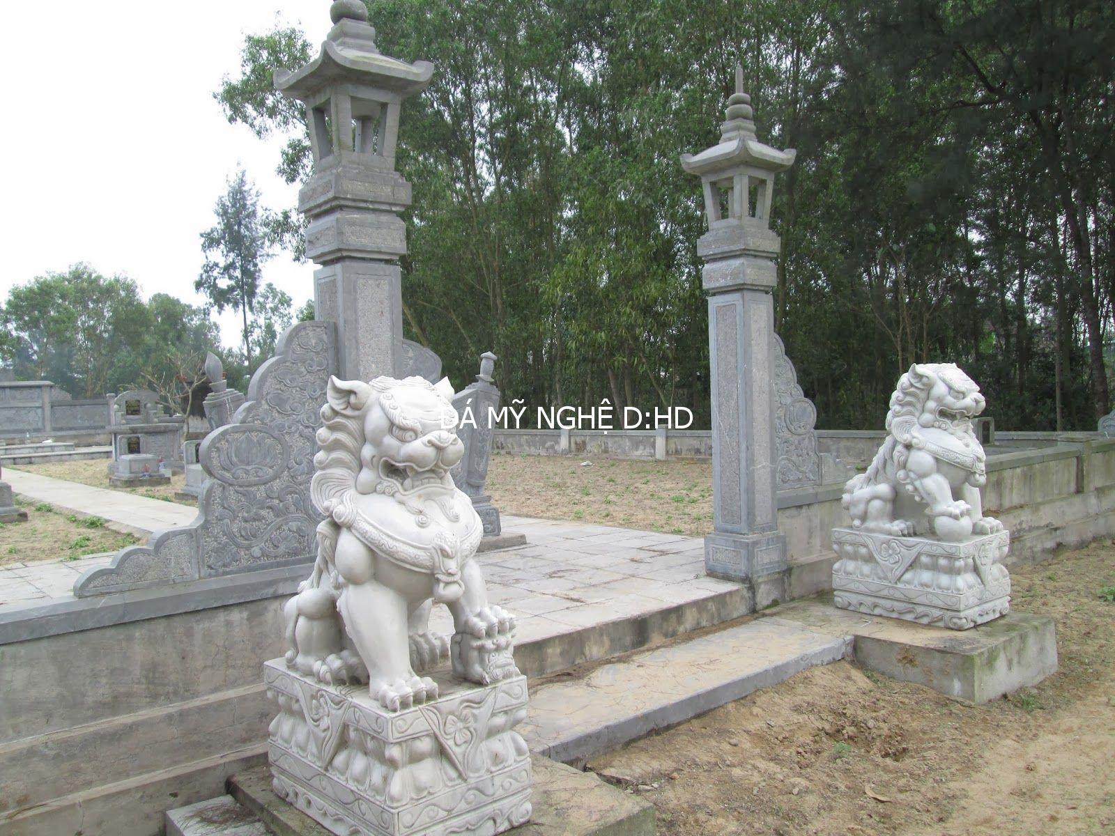 công khu lăng mộ