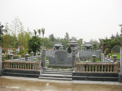 khu lăng mộ đá đẹp 2