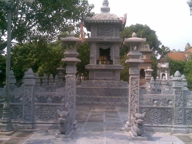 lăng mộ đá 2