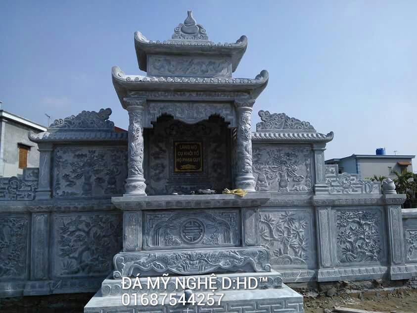 Lăng mộ đá ninh vân -Ninh Bình