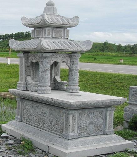 mộ đá hai mái 19