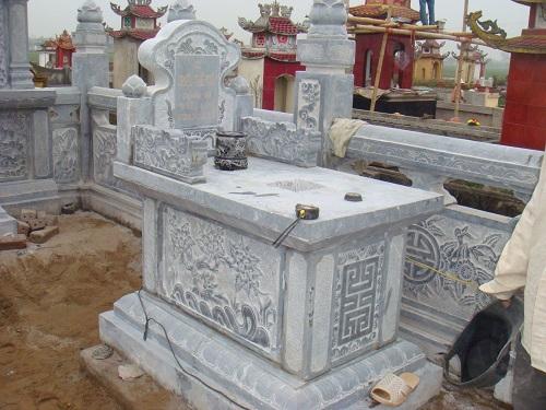 mộ đá tam sơn