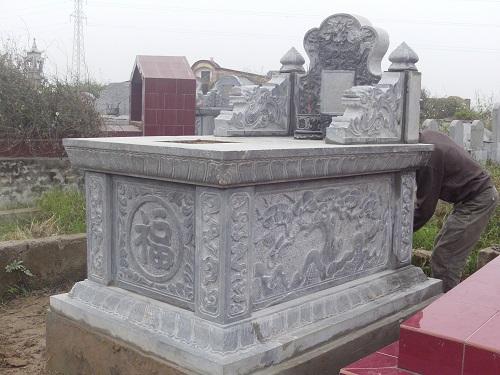 mộ đá tam sơn 03