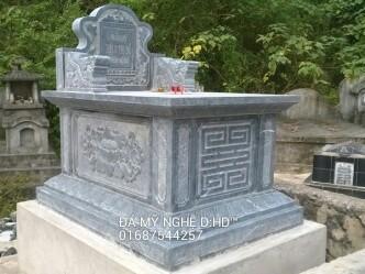 Mộ đá tam sơn 22, mộ đá làm tại Ninh Bình