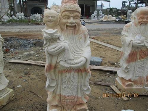 tượng Phúc Lộc Thọ
