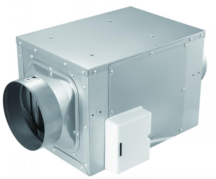 Quạt thông gió âm trần Nanyoo DPT10-12B