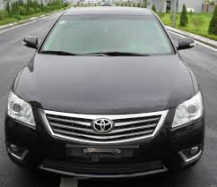 THUE XE CAMRY 2.4