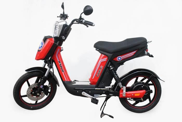 hình ảnh xe đạp điện Cap A fuji