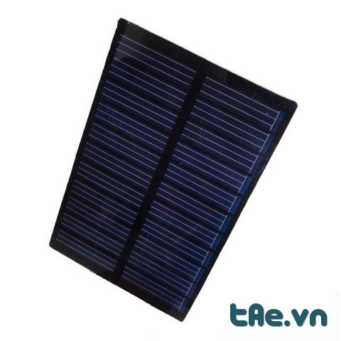 Pin năng lượng mặt trời Poly 10V /145 mA