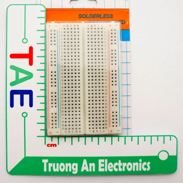 Mini Breadboard 400 lỗ