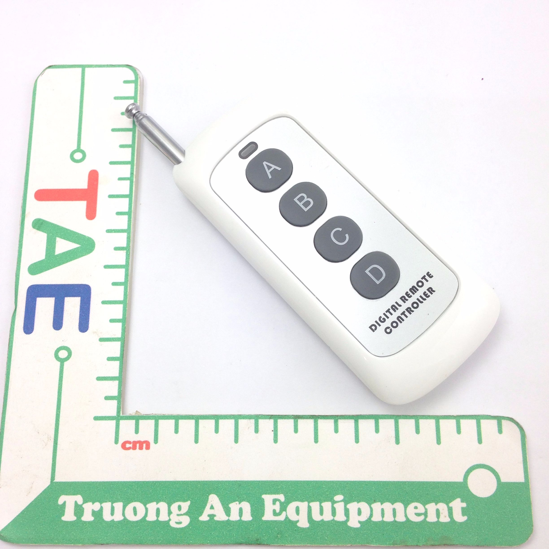 Remote RF 4 Kênh 315Mhz 1000m