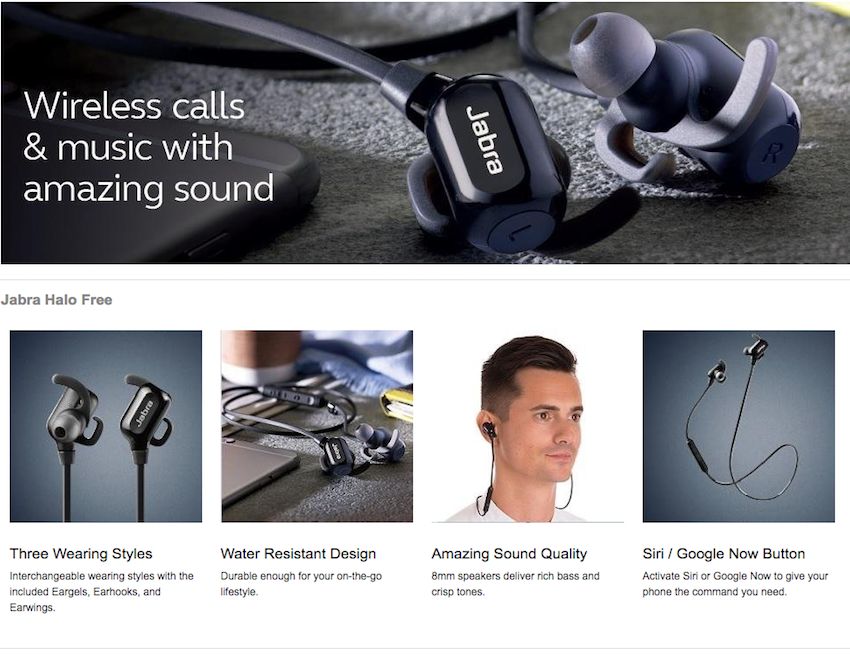 Tai nghe Bluetooth nhập Mỹ, thương hiệu danh tiếng: Plantronics | Jabra | Sony | Monster | Beats .. - 29