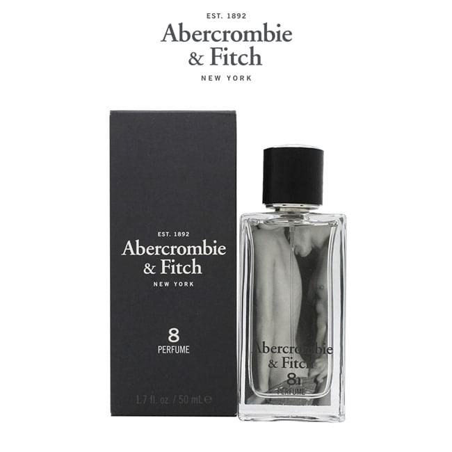 abercrombie fitch 8 perfume 50ml npc digital fashion shop
