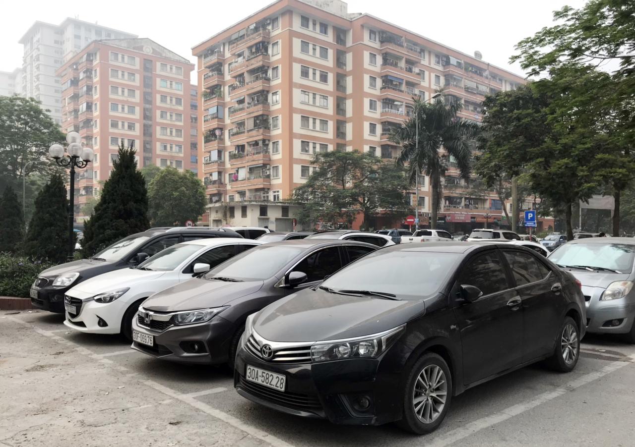 Bảng giá dịch vụ thuê xe có lái tại Hà Nội