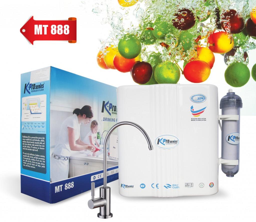 Máy lọc nước nhập khẩu Kpro Series MT 888