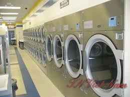 Quy trình vận hành xương giặt công nghiệp, sử dụng hóa chất giặt tẩy