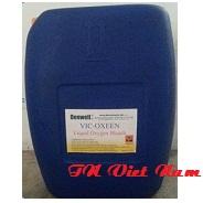 Hóa chất giặt là - Nước tẩy trắng gốc Oxy Vic-Oxeen- Malaysia