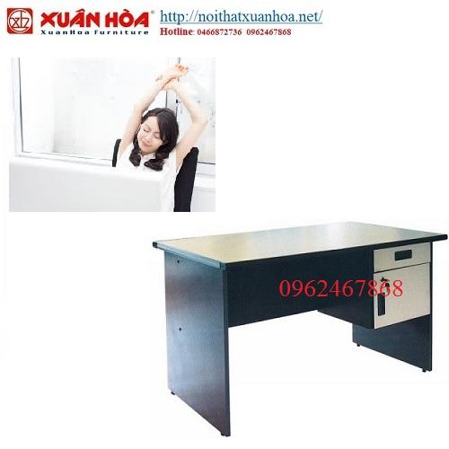 Lựa chọn bàn làm việc văn phòng Xuân Hòa cho văn phòng sang trọng, tiện nghi - 154540