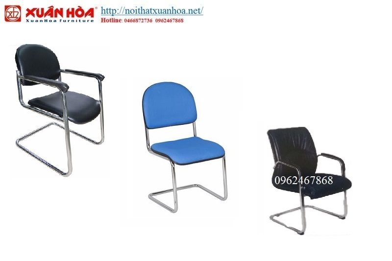 Ghế phòng họp chân quỳ năng động trẻ trung và hiện đại