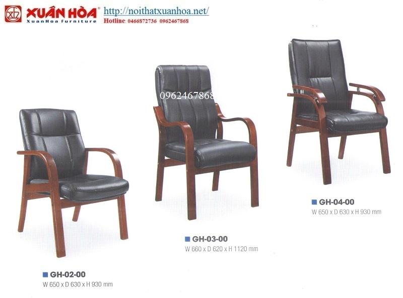 Những lợi ích khi sử dụng ghế phòng họp Xuân Hòa