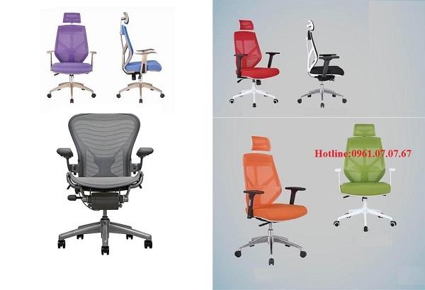 Ghế xoay văn phòng phát minh vĩ đại có tính ứng dụng cao thế kỉ 20