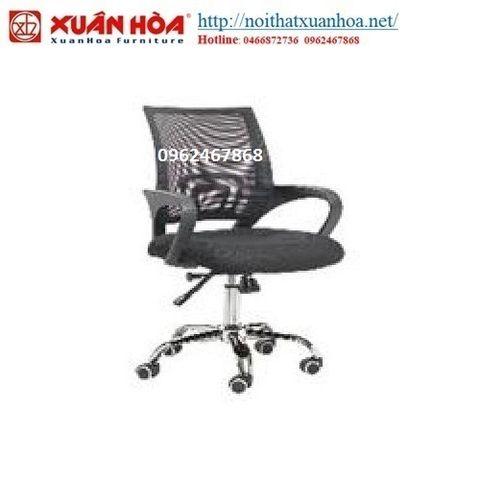 Ghế xoay văn phòng - Điểm vượt trội chỉ có ở ghế xoay lưới Xuân Hòa. - 143201