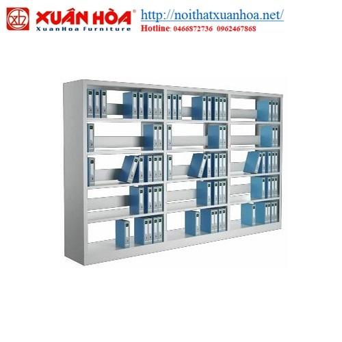 Giá thư viện Xuân Hòa