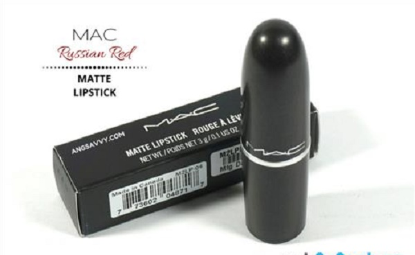 MAC-Russian-Red-Lipstick