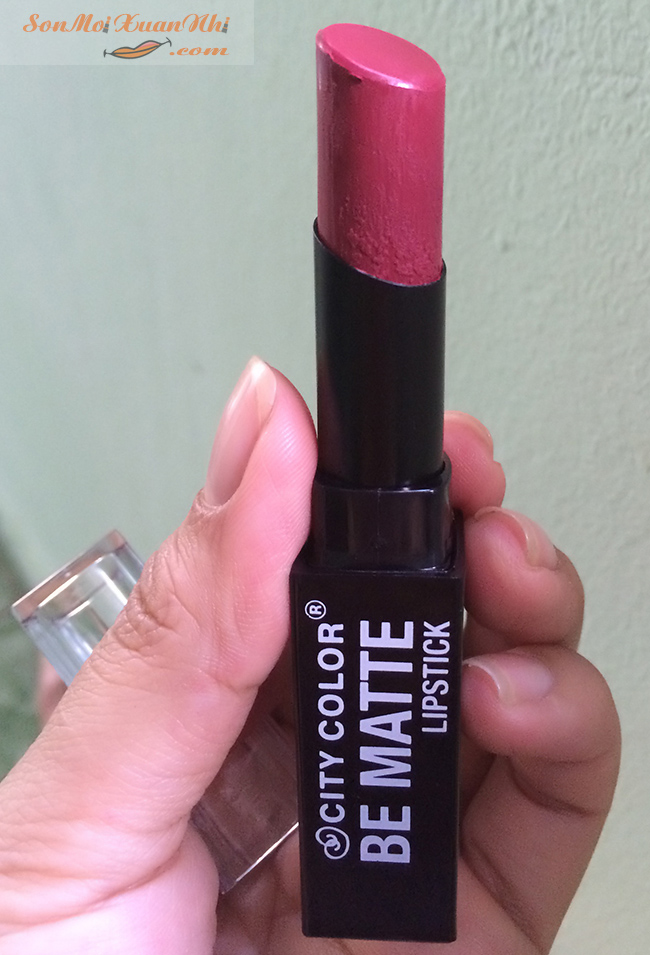 review-son-citycolor-be-matte-lipstick