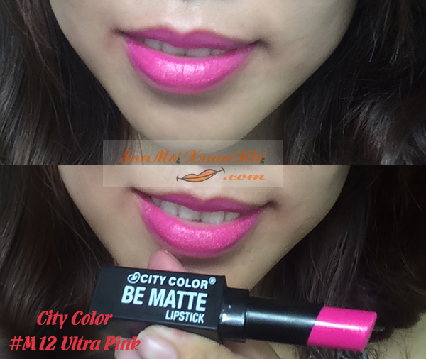 Son-Citycolor-M12-Ultra-Pink