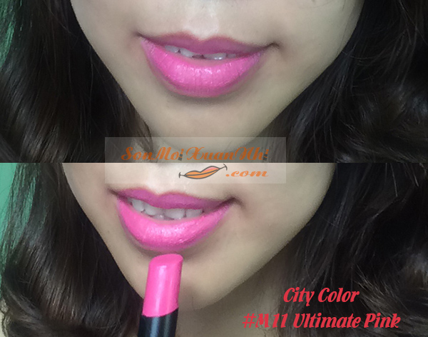 Son-Citycolor-Mau11-Ultimate-Pink