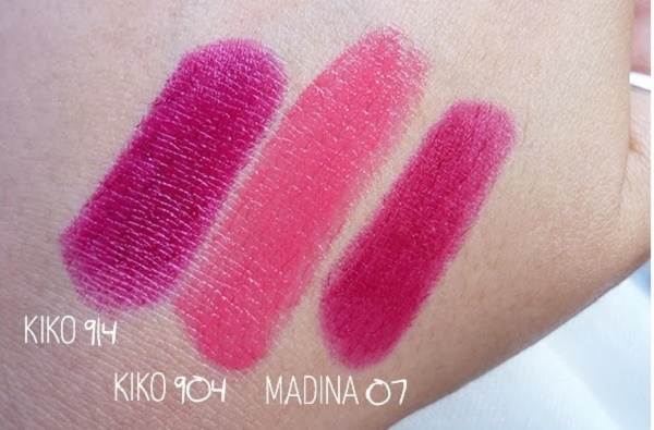 swatch-kiko-smart-lipstick-904