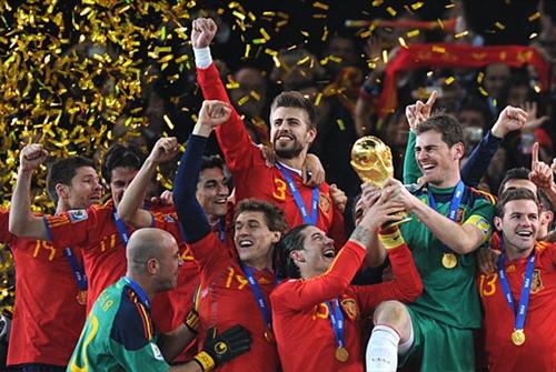 Rất nhiều kỳ World Cup trùng với các cú sốc kinh tế lớn trên thế giới. Ảnh: Gapers Block