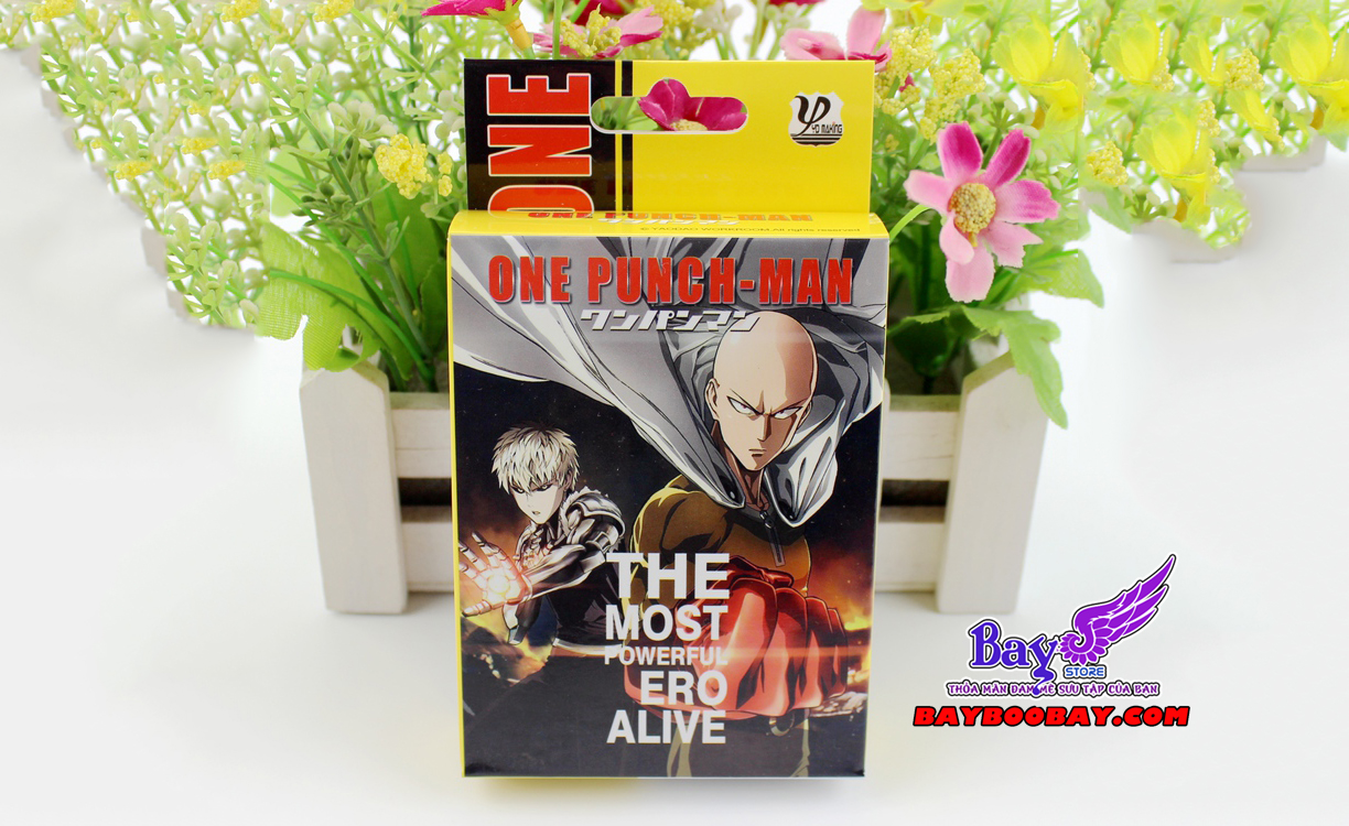 ✅ Bài Anime One Punch-Man