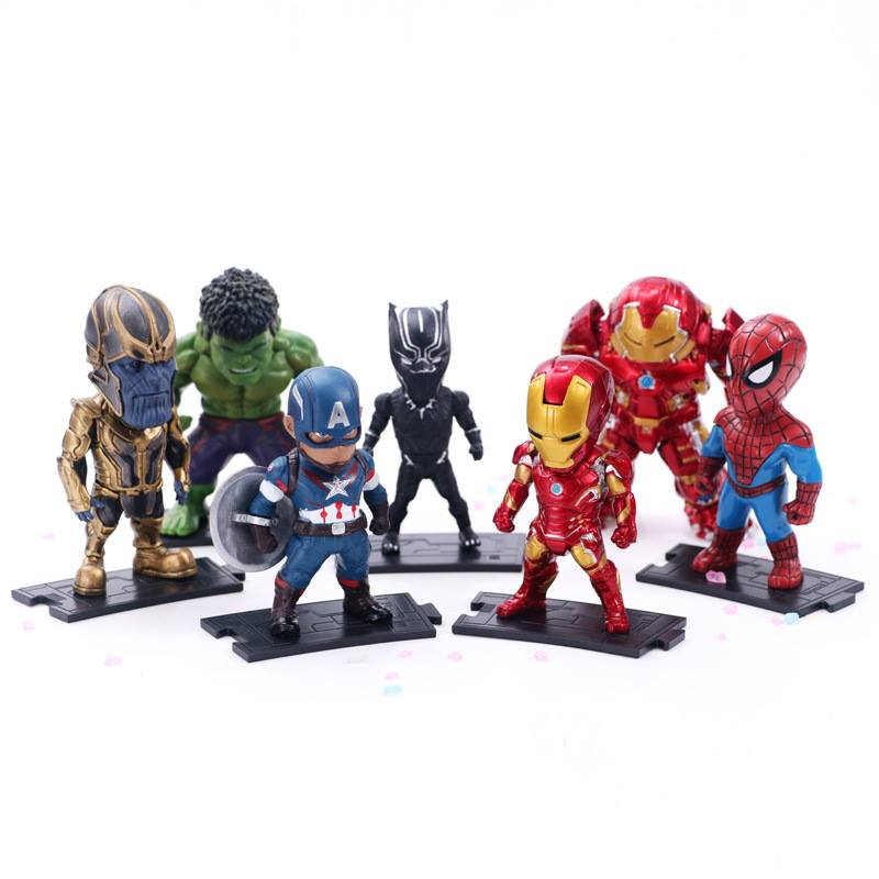 ✅Marvel Figures