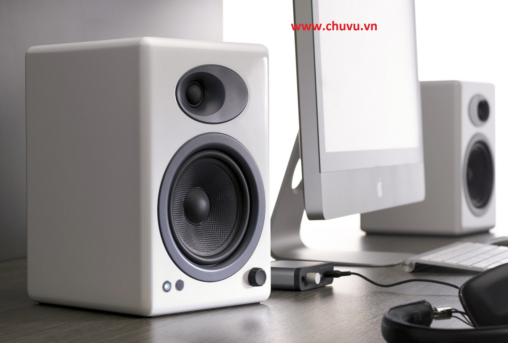 Loa Audioengine 5+ (White)