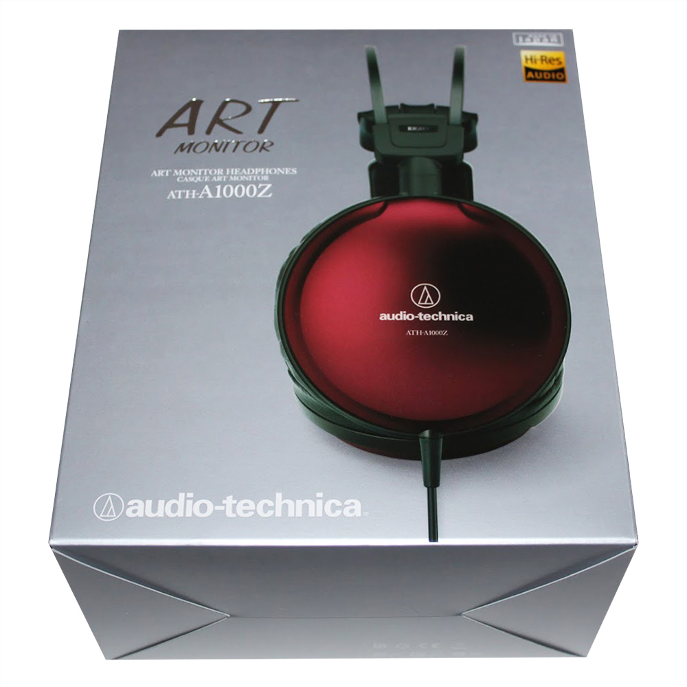 Tai nghe Audio Technica ATH-A1000Z