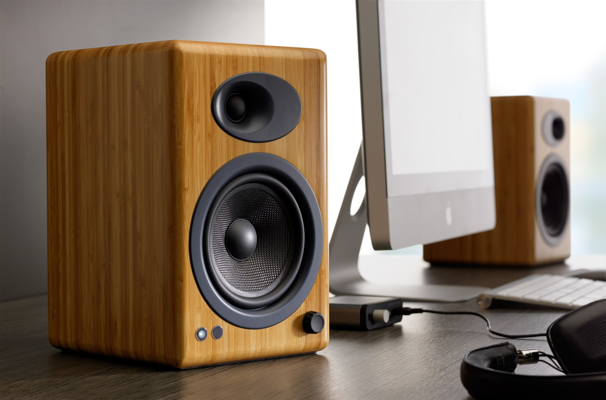 Loa Audioengine 5+ (Bamboo)