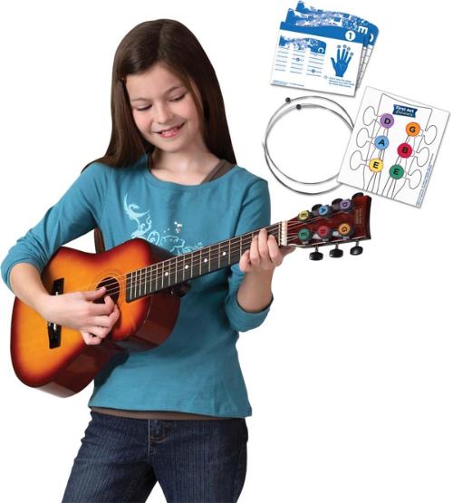 Kết quả hình ảnh cho mua đàn guitar cho trẻ