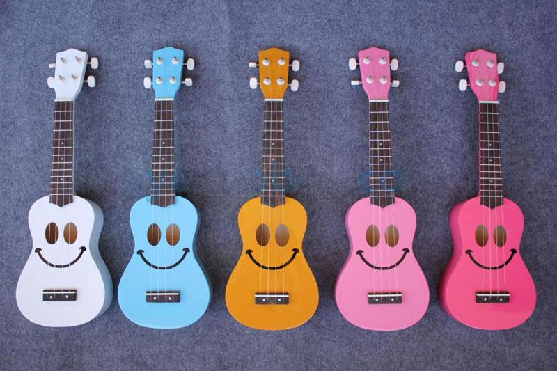 Mua đ 224 N Guitar Nhỏ 4 D 226 Y Cho Trẻ Em Gi 225 Bao Nhi 234 U